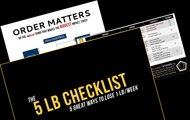 The 5lb Checklist