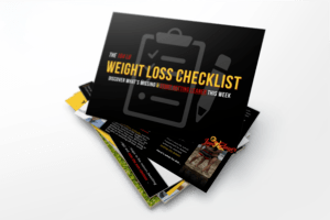 The 104 LB Weight Loss Checklist